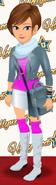 Fashionista Girl level 50