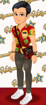 MALE OUTFIT (SPRING FEVER)