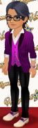 Fashionista Guy level 1