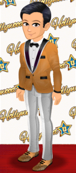 MALE OUTFIT (WEDDING SINGER)