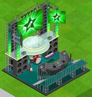 Pop Star Dorm upgraded