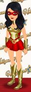 Superhero Girl level 1