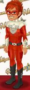 Superhero Guy level 5
