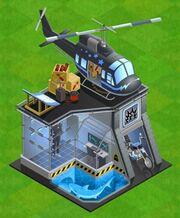 Stunt Dorm (level 2)