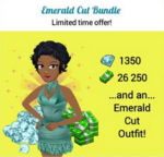 Emerald Cut Bundle