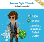 Jurasic Safari Bundle