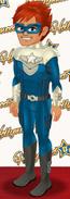 Superhero Guy level 1