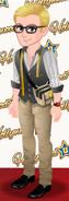Wardrobe Guy level 25