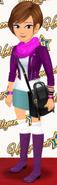 Fashionista Girl level 5