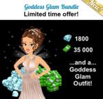 Goddess Glam Bundle
