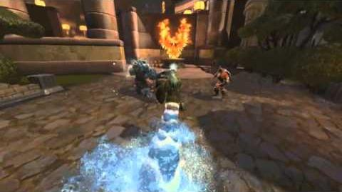 SMITE Gameplay Trailer HD (New MOBA)