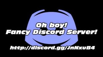 Join my new DISCORD server!