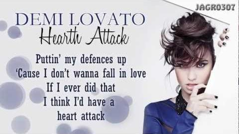 Demi Lovato - Heart Attack (Lyrics)-0