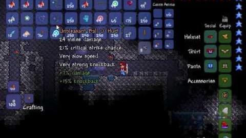 Terraria The Hype For 1