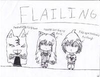 Flaiking