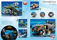 Playmobil 2012 Top Agent