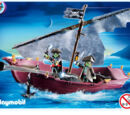 5901 Ghost Pirate Ship