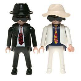 Nigel and Hogarth
