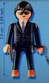 Agent P figure