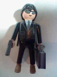 Agent P klickie