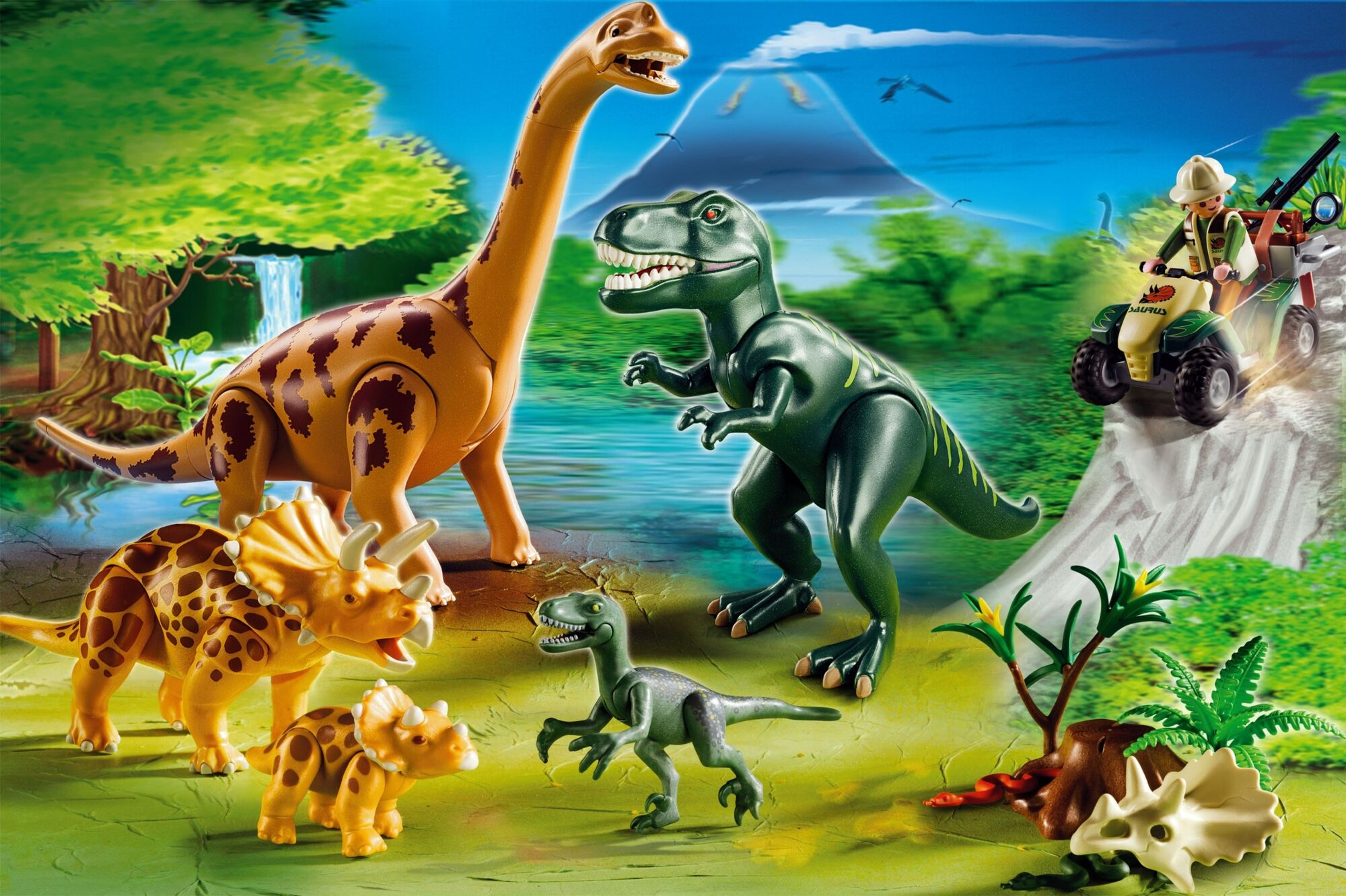 Brachiosaurus playmobil wiki fandom powered by wikia - Dinosaur playmobile ...