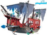 4806 Ghost Pirate Ship