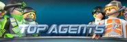 Top agents logo