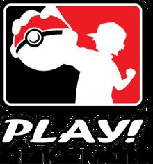 Play! Pokémon logo