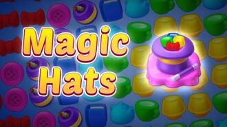 Homescapes- Magic Hats