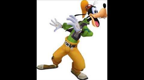 Kingdom Hearts - Goofy Voice Clips