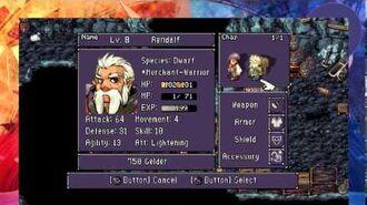 PSP Astonishia Story ~ Mt. Bluedeep Cave Fail
