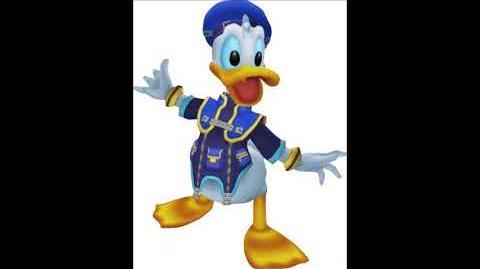 Kingdom Hearts - Donald Duck Voice Clips