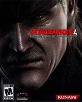Metal Gear Solid 4-Guns of the Patriots