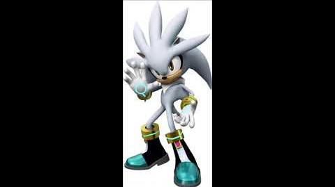 Sonic Forces - Silver The Hedgehog Voice Sound