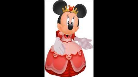 Kingdom Hearts - Minnie Mouse Voice Clips