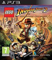 Lego Indiana Jones 2- The Adventure Continues