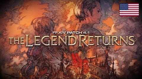 FINAL FANTASY XIV Patch 4