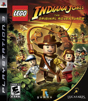 Lego Indiana Jones- The Original Adventures