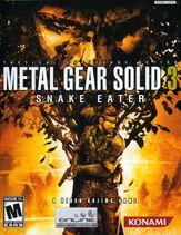 Metal Gear Solid 3-Snake Eater
