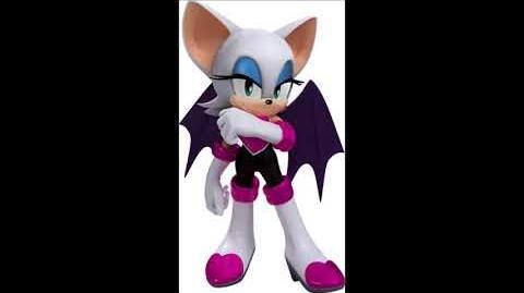 Sonic Forces - Rouge The Bat Voice Sound