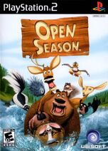 Open Season PlayStation 2