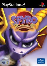 Spyro- Enter the Dragonfly