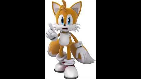 Sonic Forces - Miles ''Tails'' Prower Voice Sound