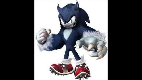 Sonic Unleashed - Sonic The Werehog Voice Sound