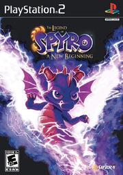 The Legend of Spyro- A New Beginning