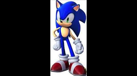Sonic Unleashed - Sonic The Hedgehog Voice Sound