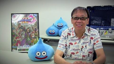A Message for DRAGON QUEST Fans Around the World