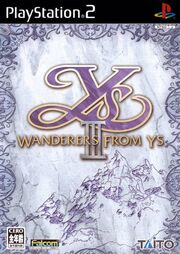 Ys Ⅲ- Wanderers from Ys