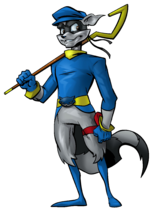 Sly Cooper (Band of Thieves)
