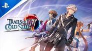 Trails of Cold Steel IV - Character Trailer PS4